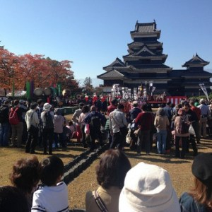 A Day of Samurai, Kendo, Taiko, and More at the Matsumoto Castle Festival