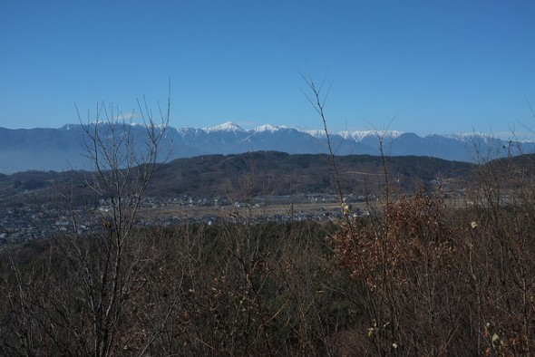 Light Hiking in Asama Hot Springs with an Amazing View