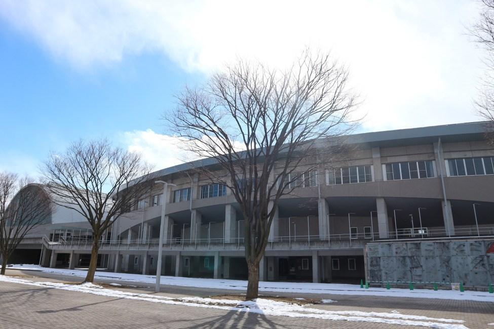 松本市総合体育館