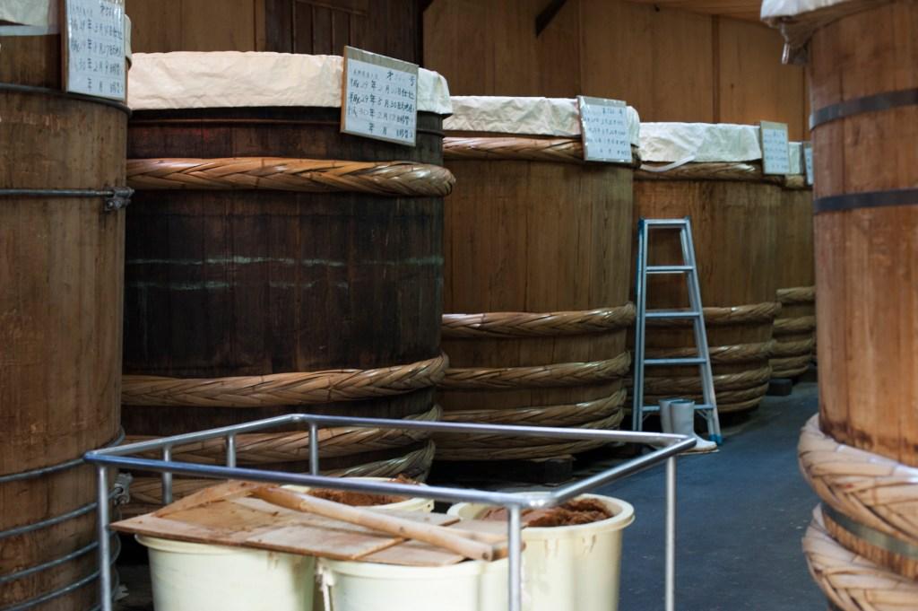 Ishii Miso Brewery