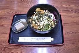 Oroshi Soba ¥1,350