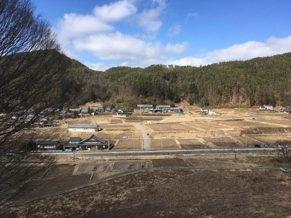 The farms near the Fukujuso habitat