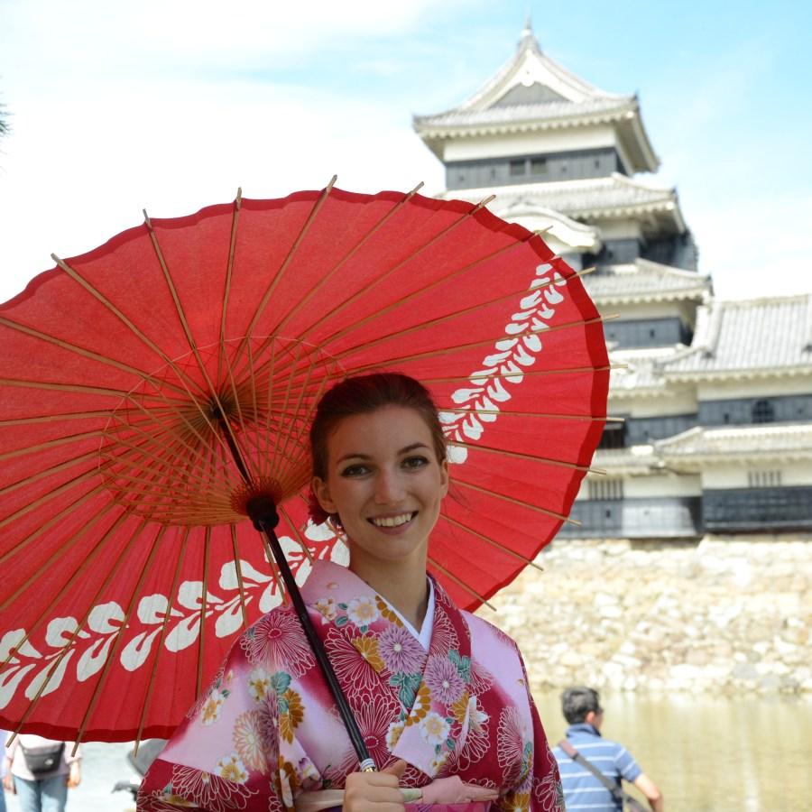 Hanakomichi – Verleih für Kimonos, Hakamas, Ninjaanzüge und mehr