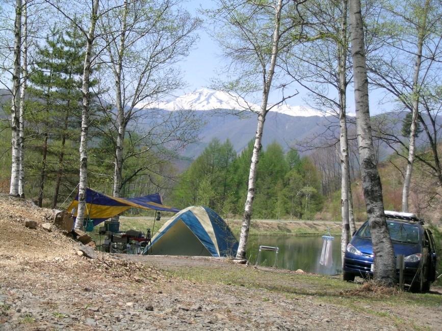 Takasome Campground