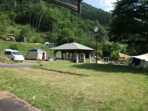 野麦峠オートキャンプ場