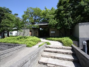 Ikegami Hyakuchikutei (Tea Ceremony Room)