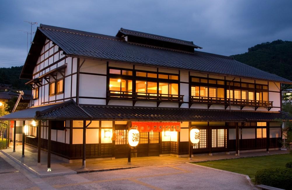 ホットプラザ浅間(浅間温泉会館)