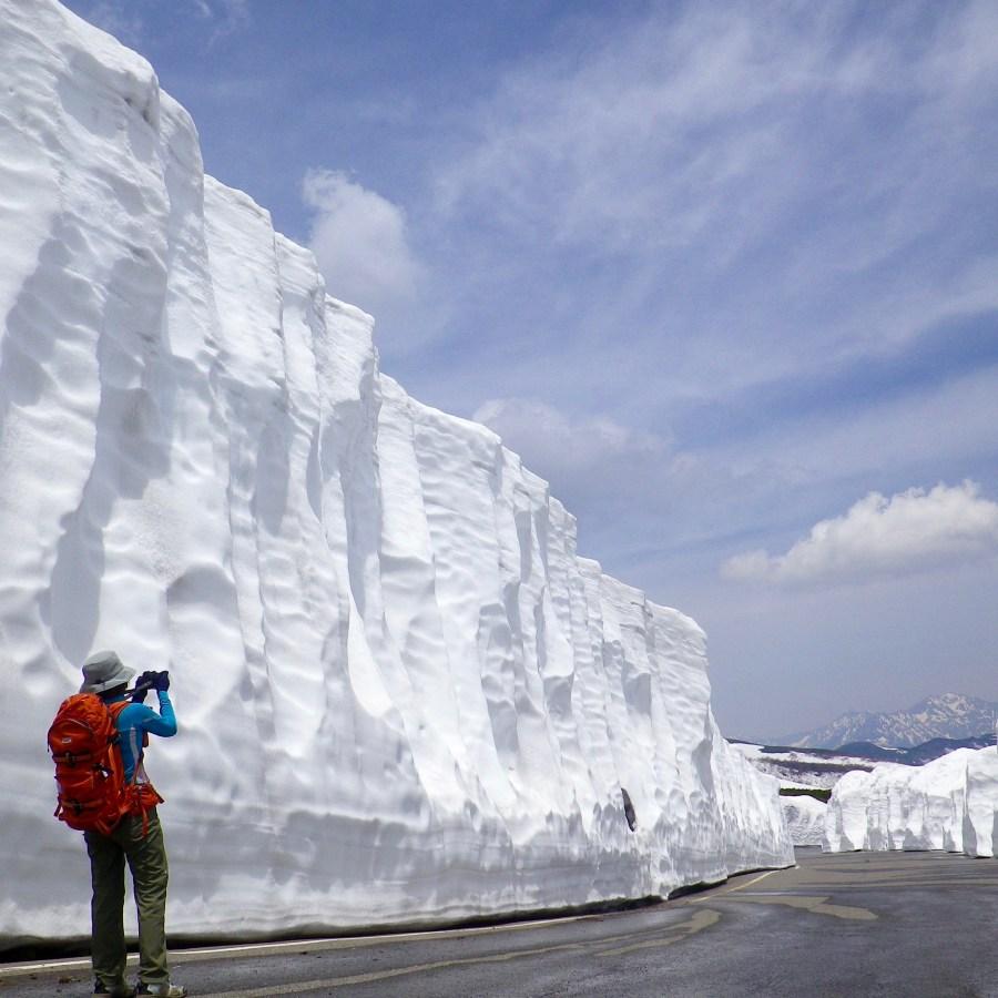 乗鞍岳春バス「雪の回廊 」GWお勧め情報