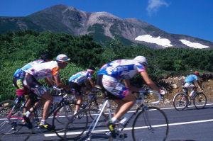Course cycliste de montagne de Norikura