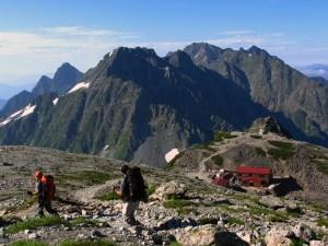 북알프스 등산