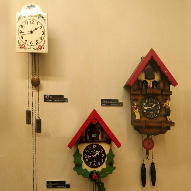 時の記念日企画展「わが家のお宝時計展Ⅴ」