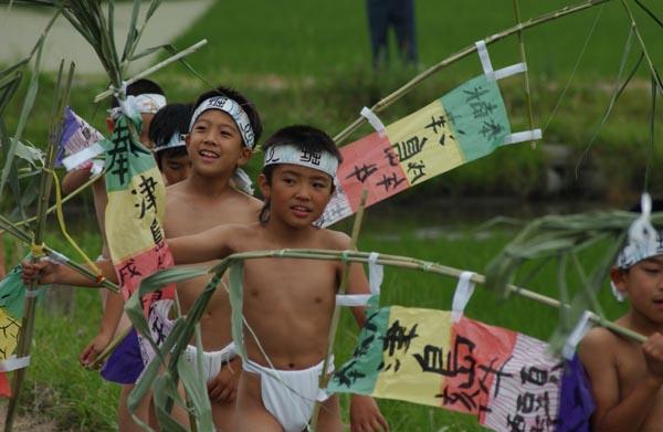 島立堀米の裸まつり2019