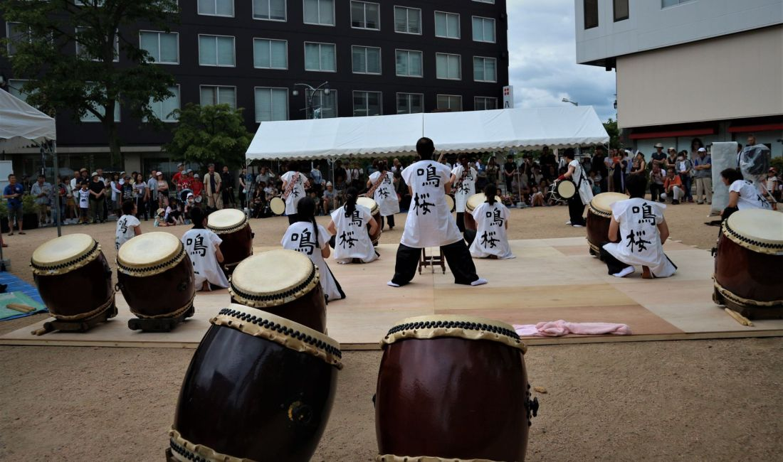 Matsumoto Taiko Festival 2018 - Performances in the City