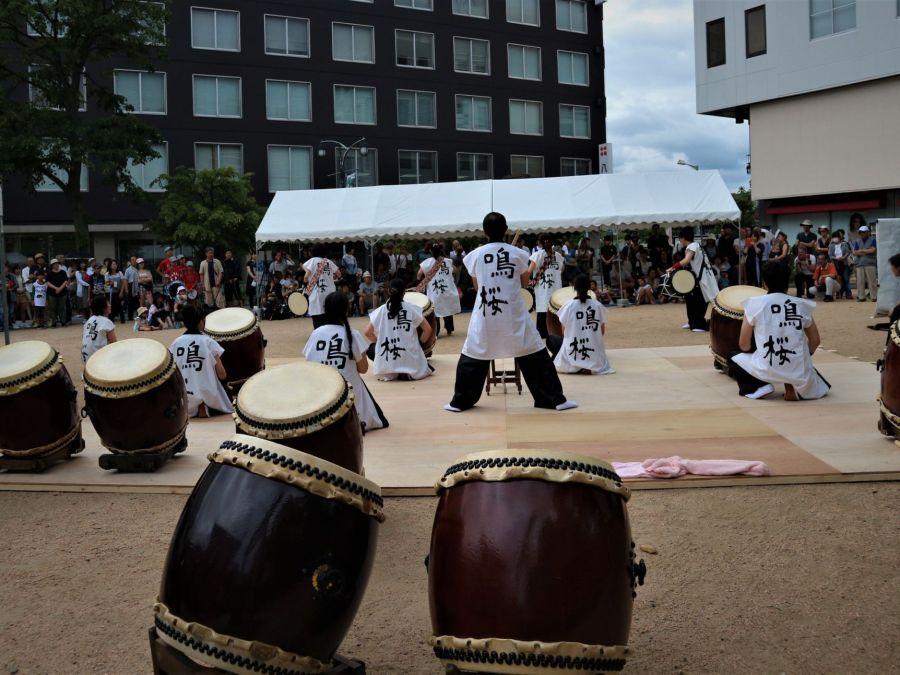 Matsumoto Taiko Festival 2018 - Performances in the City