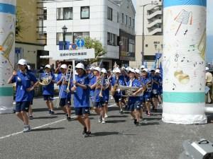 第27回 吹奏楽パレード つづき