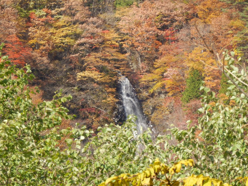 奈川 天狗の滝