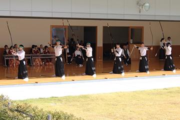 第32回 国宝松本城「奉射弓道大会」