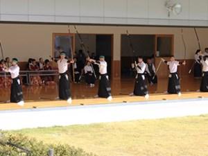 第30回 国宝松本城「奉射弓道大会」