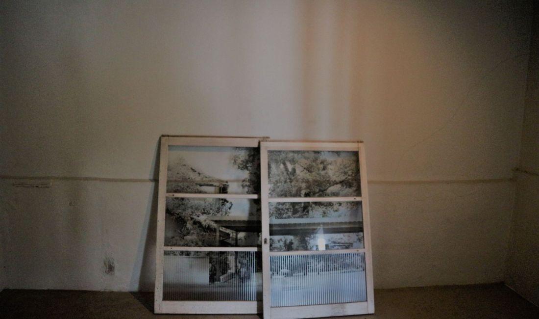 現代アートを観る!鈴木のぞみ「Re-collection」awai art centerと赤レンガ倉庫