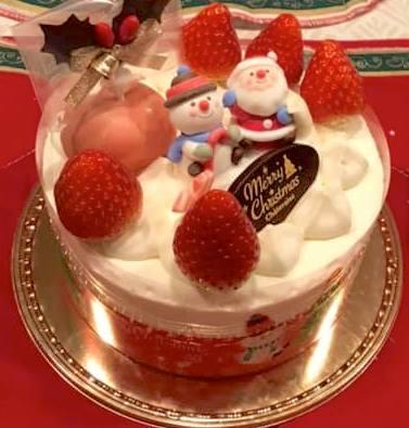 Xmas cakes2