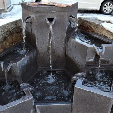 東門の井戸