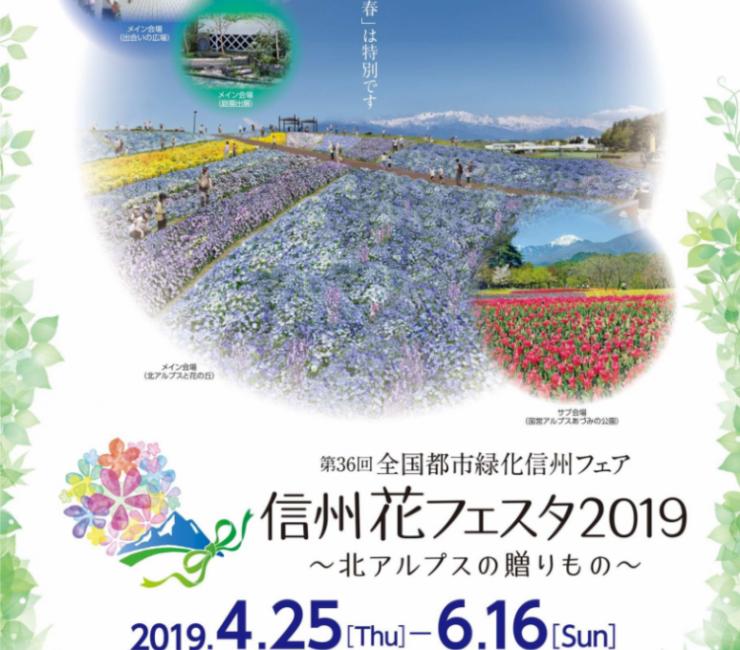 Festival des Fleurs Shinshu