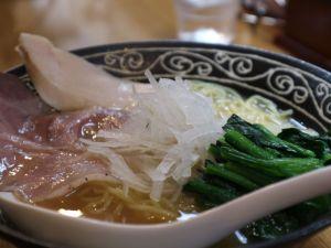 中町のラーメン屋さん「鶏白湯らーめん専門店 麺州竹中」