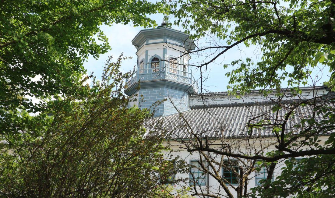 訪れて欲しい松本城北エリアその2大門沢から「中央図書館」「姫宮神社」「旧司祭館」そして国宝になる「旧開智学校校舎」「松本神社」「国宝松本城」