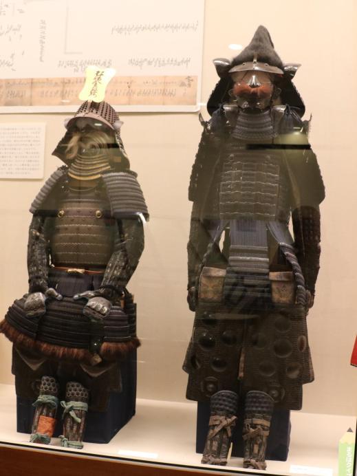 江戸時代の鎧