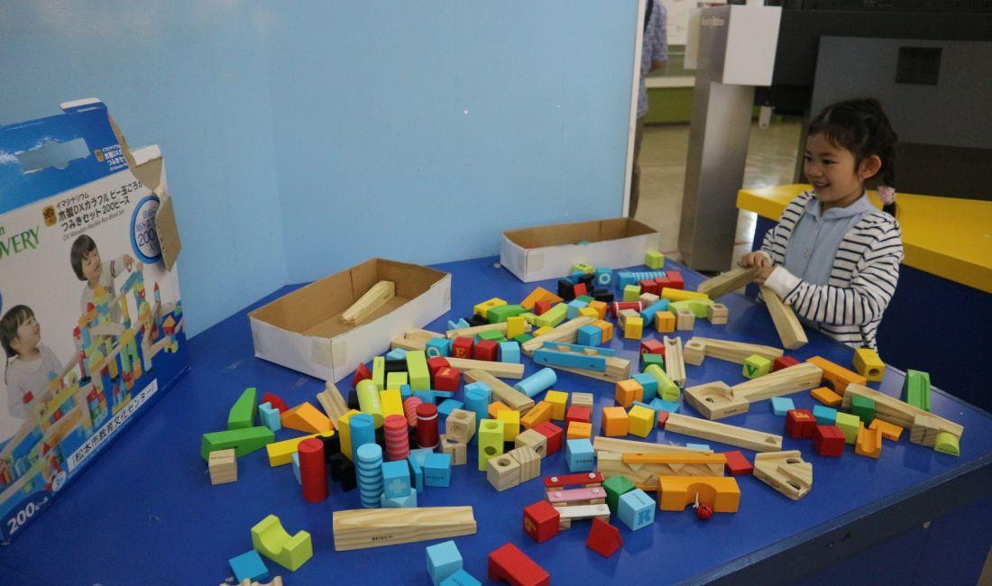 子ども連れにおすすめスポット「松本市教育文化センター 科学展示室」