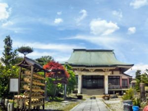 Discovering the Temples & Shrines of Metoba - Part Two: Chosho-ji