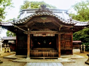 Discovering the Temples & Shrines of Metoba – Part Four: Okamiya Jinja