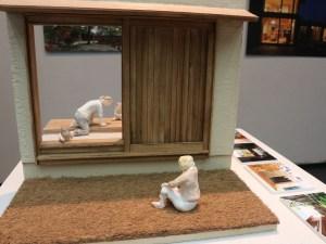 「よりどころ」 第13回松本安曇野住宅建築展 松本市美術館