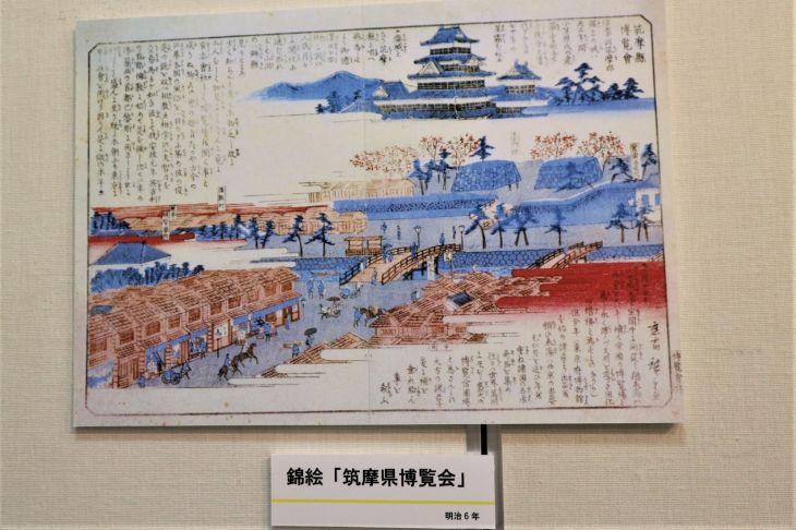 筑摩県博覧会