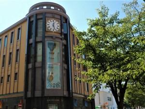 「江戸時代の絵本と浮世絵」時計博物館