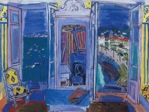 色彩の画家 ラウル・デュフィ展 ーパリジェンヌが愛したテキスタイル・デザインー
