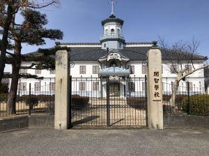โรงเรียนไคจิเก่า สมบัติประจำชาติแห่งที่ 2 ของเมืองมัตสึโมโต้
