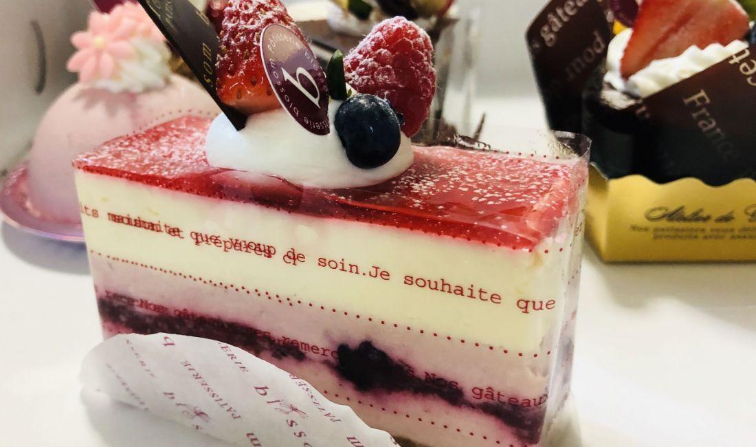 ร้านเค้กสไตล์ฝรั่งเศส PATISSERIE blossom