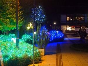 浅間温泉 サマーイルミネーション「夏☆光の集い」