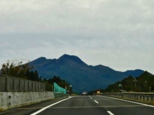 妙高山、燕登山道コース。