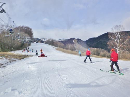 Mt.乗鞍スノーリゾート、オープンです~!!