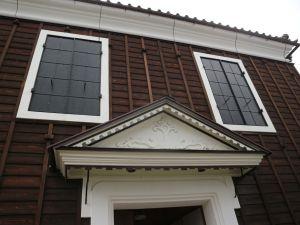 立石清重の2つの蔵 はかり資料館「旧三松屋蔵屋敷」