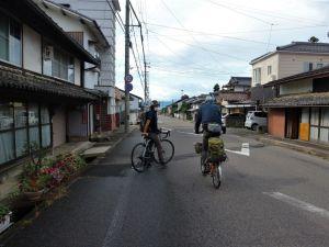 Good moringサイクリング女鳥羽川②「岡田宿を走る」#女鳥羽川