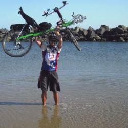 TransAm Bicyle Ride form Virginia to Oregon