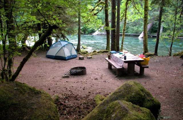 Paradise Campground Visitmckenzieriver Com