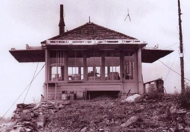 Castle Rock Fire Lookout
