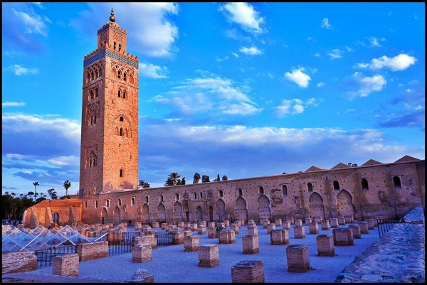 The Most Beautiful Moroccan Monuments 14