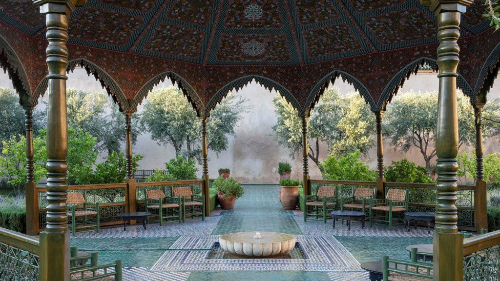 secret gardens marrakesh