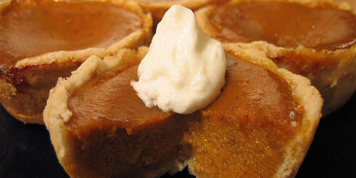 Photo of pumpkin pie