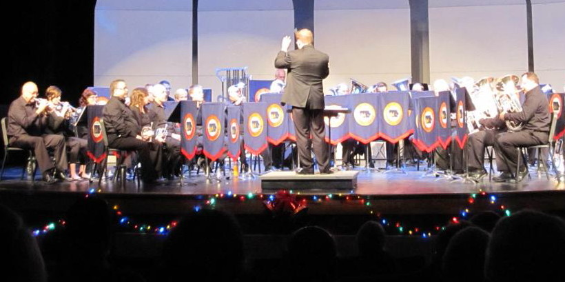 Photo of Eastern Iowa Brass Band Concert